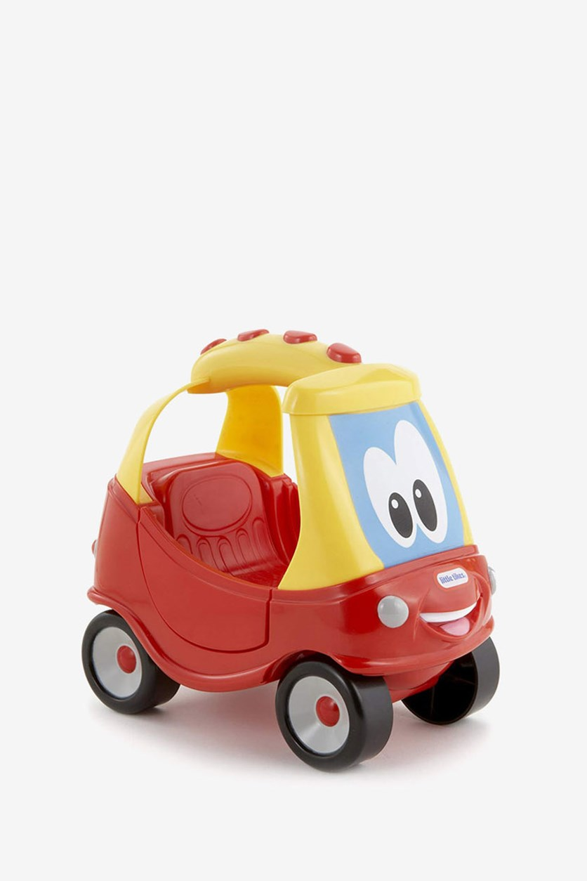 Little Tikes Handle Haulers Cozy, Red/Yellow