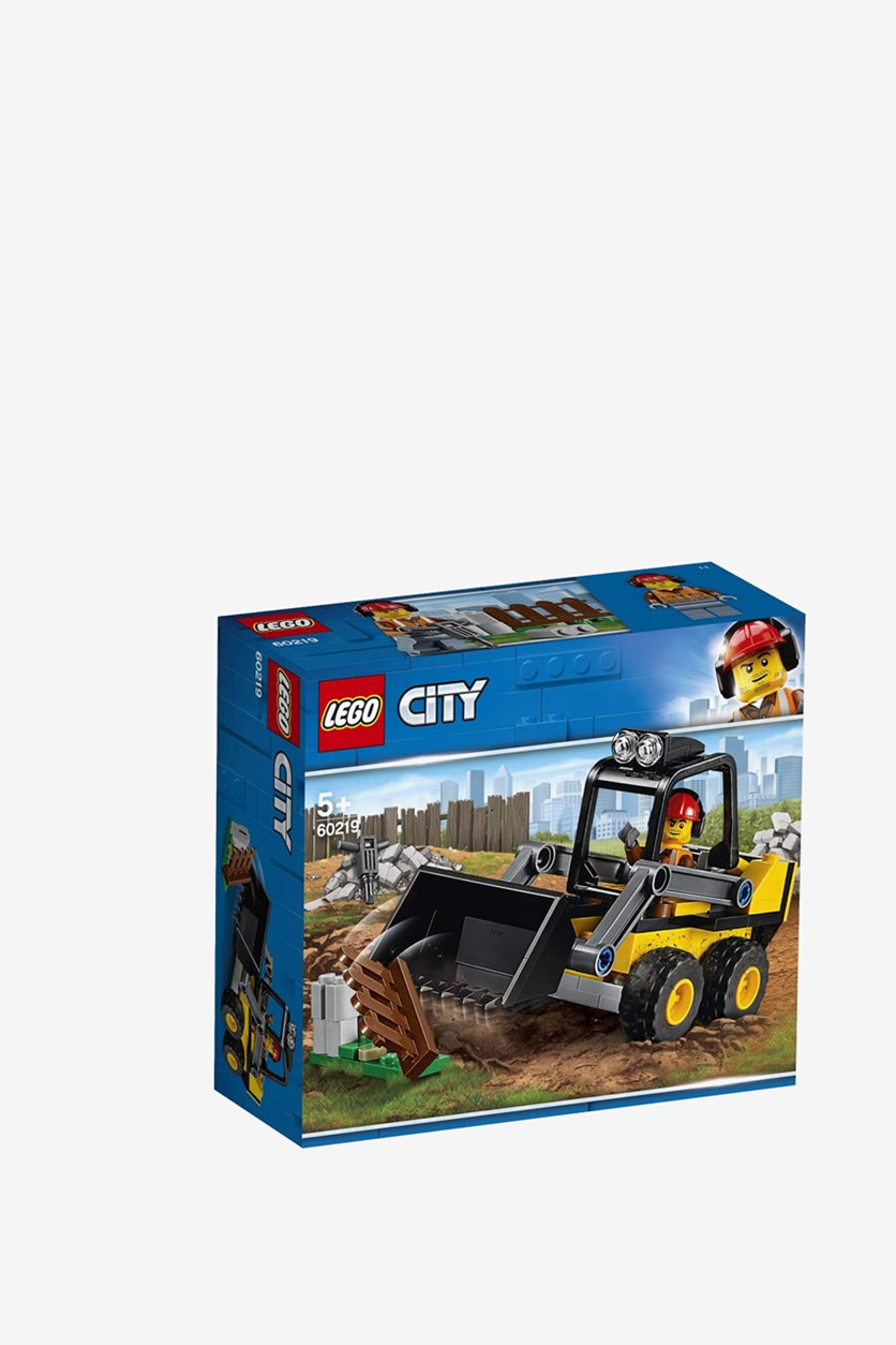 Construction Loader Game 60219 Building Set, Black Combo