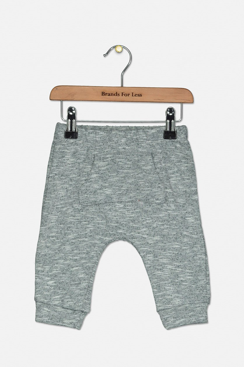 Baby Boys Jogger Pants, Total Eclipse