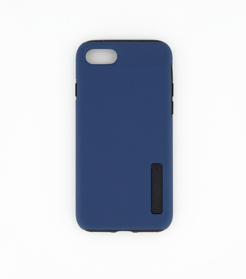 Dual Layer Case Iphone 7/8, Navy Blue/Black