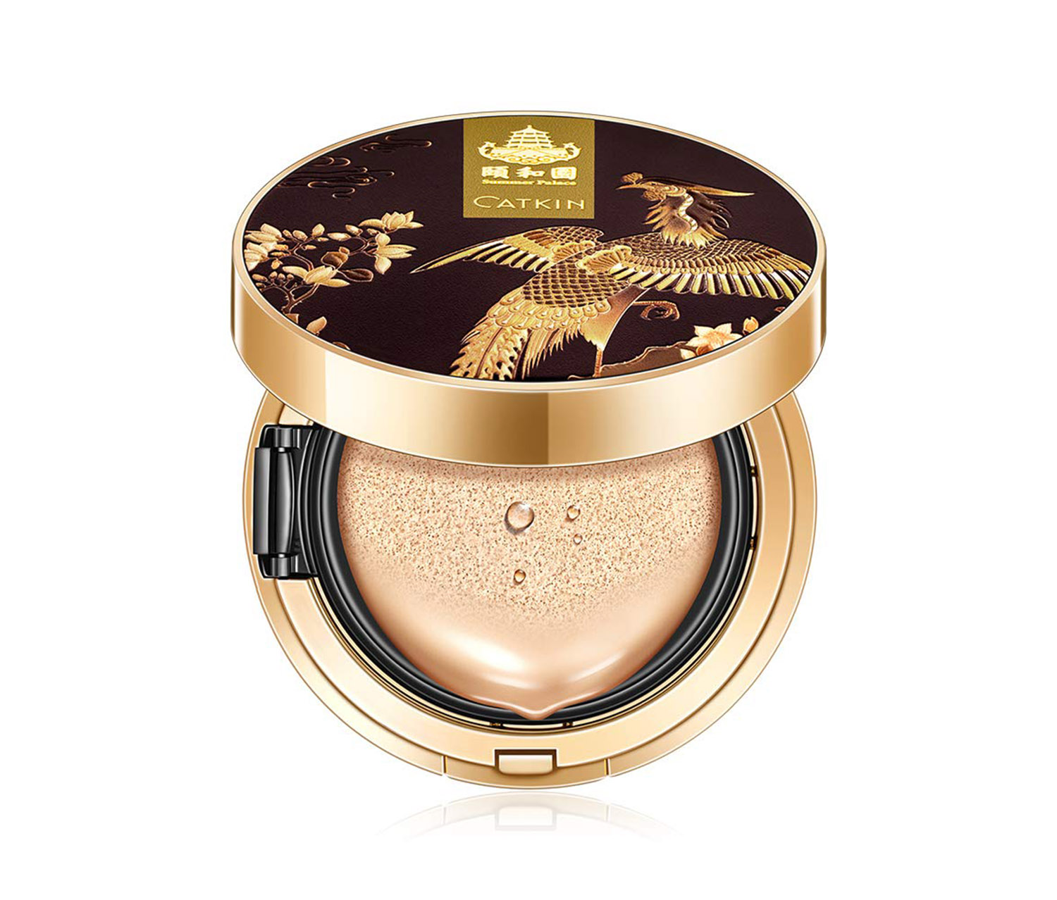 Catkin X Summer Palace BB Cushion, Ivory