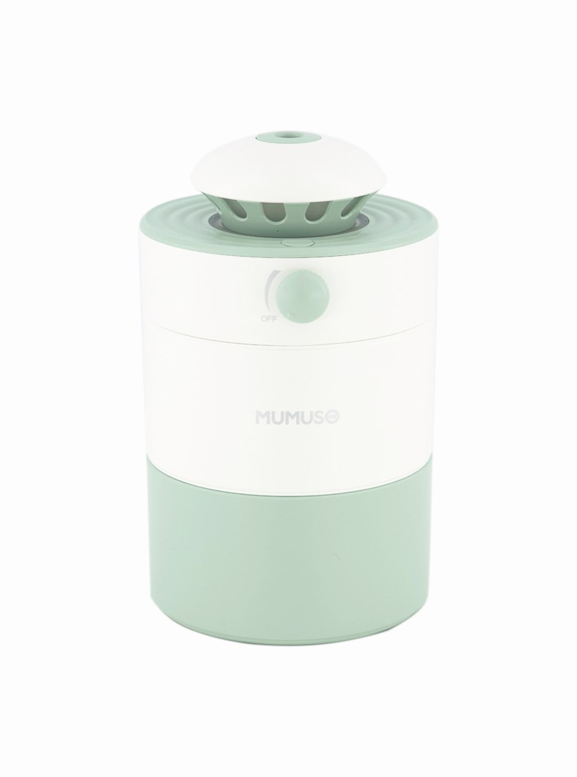 Humidifier With LED Light, Green