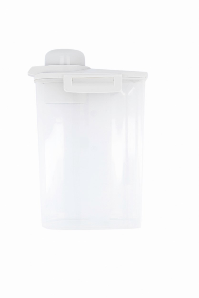 Cereal Storage Container, Grey