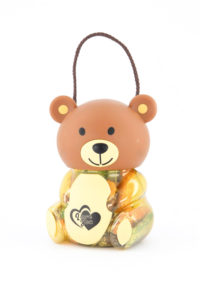 Bear Modeling Clay Set, Brown