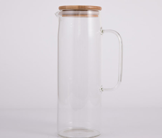 Water Pitcher, Transparent