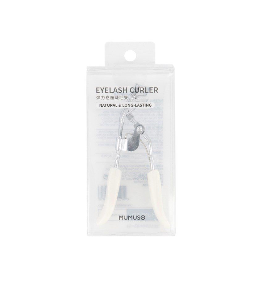 Eyelash Curler, White