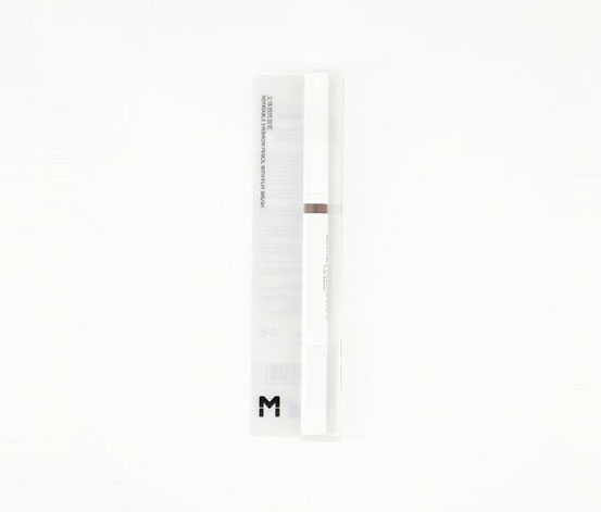 Rotatable Eyebrow Pencil White Brush, White