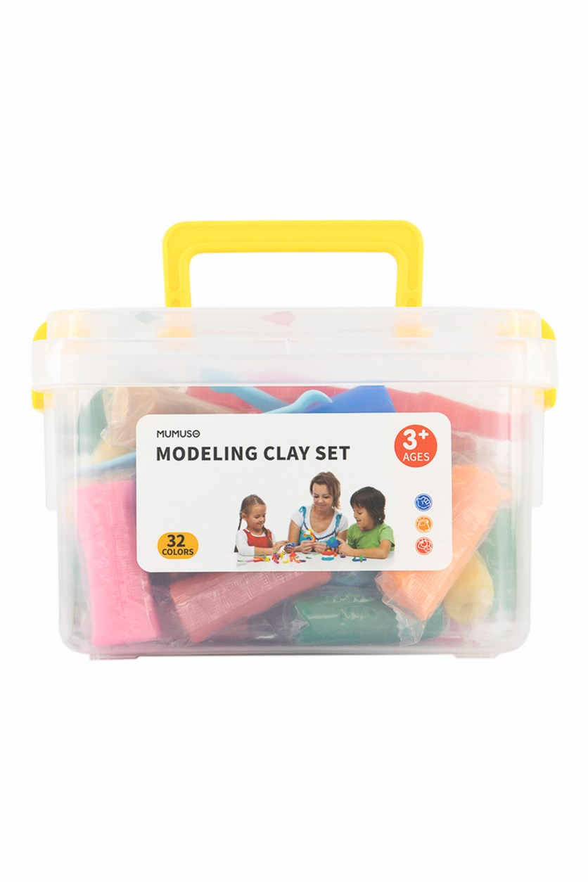 Modeling Clay Set, Yellow