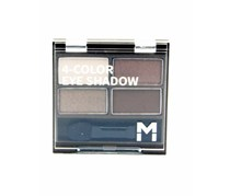 4-Color Eye Shadow Palette, Brown