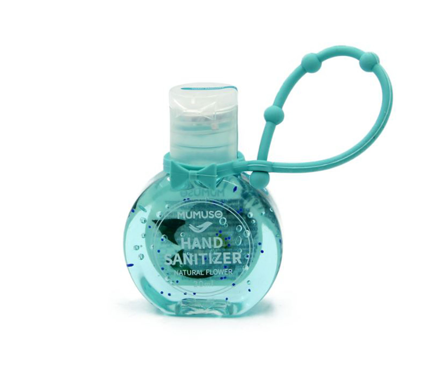 Hand Sanitizer Natural Flower, Blue
