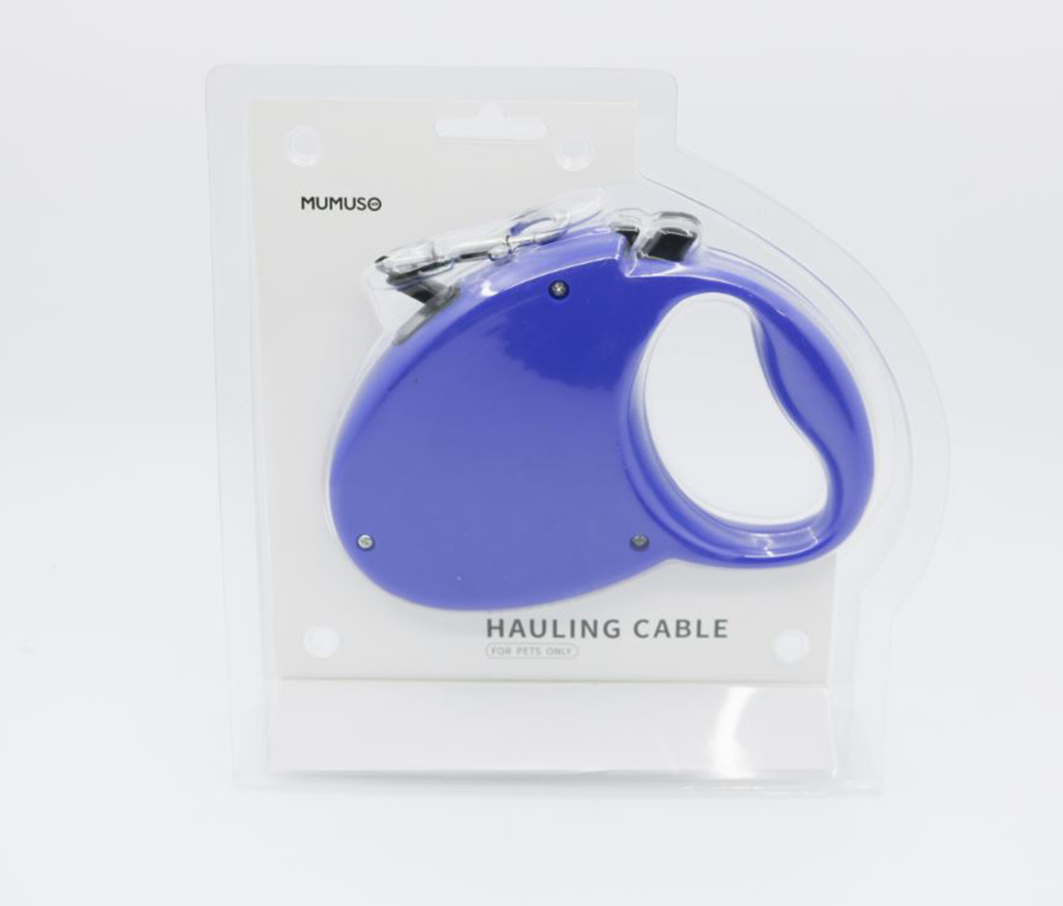 Hauling Cable, Blue