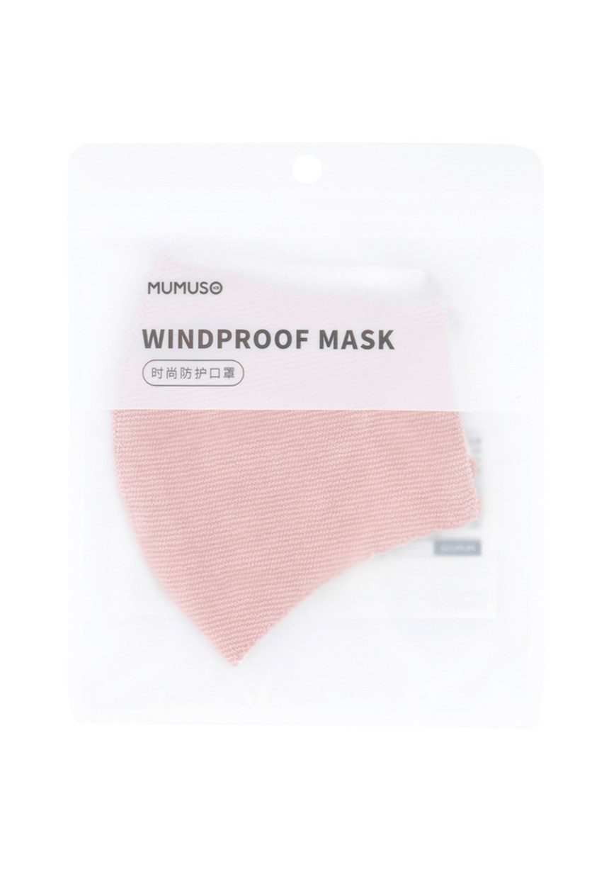 Windproof Mask, Pink