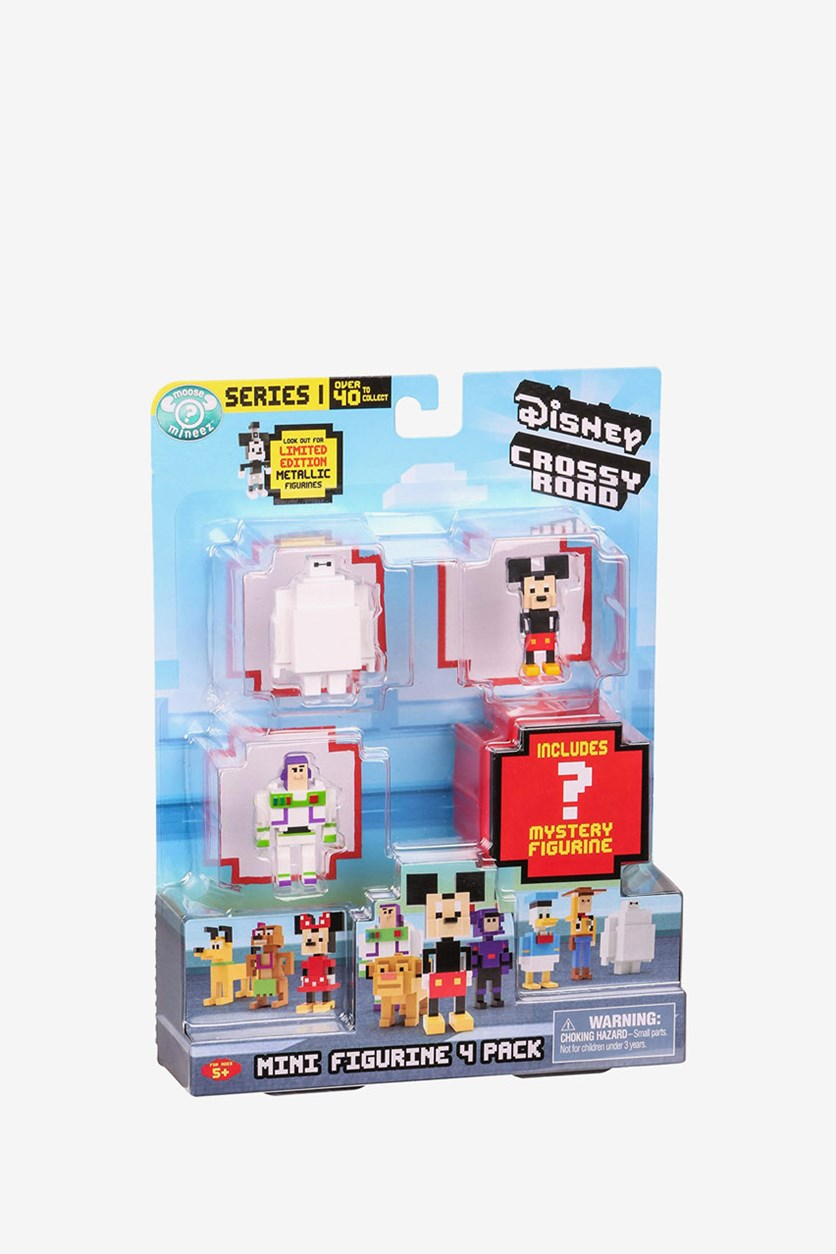 Disney Crossy Road Metallic, Blue