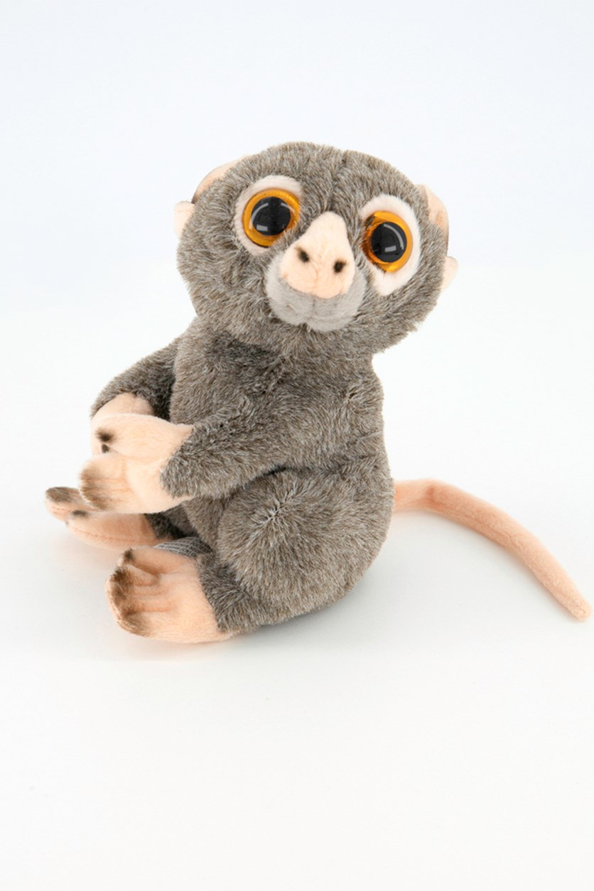 Baby Asia Tarsier, Grey/Cream