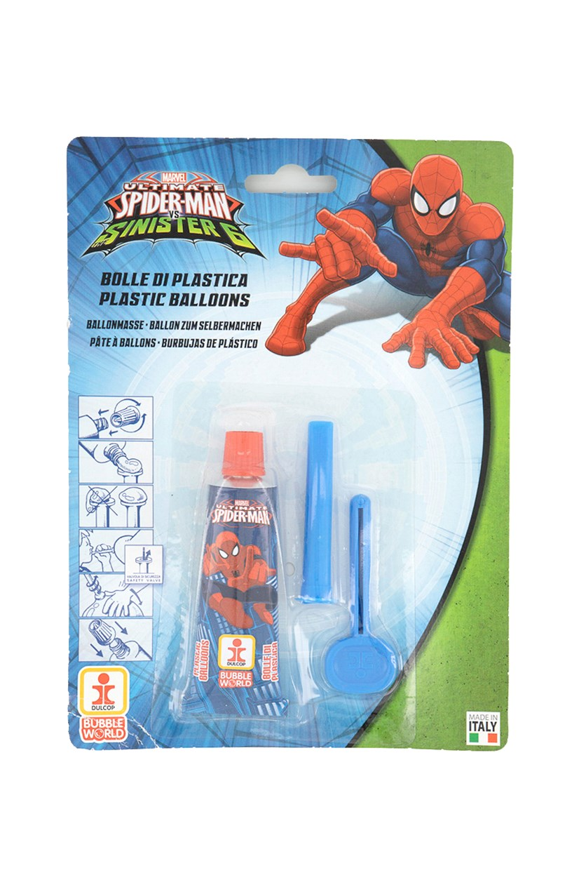 Ultimate Spiderman Plastic Ballons