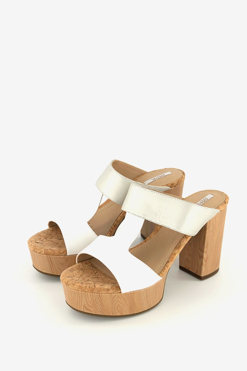 Women's Galexia Sandals, White/Off White