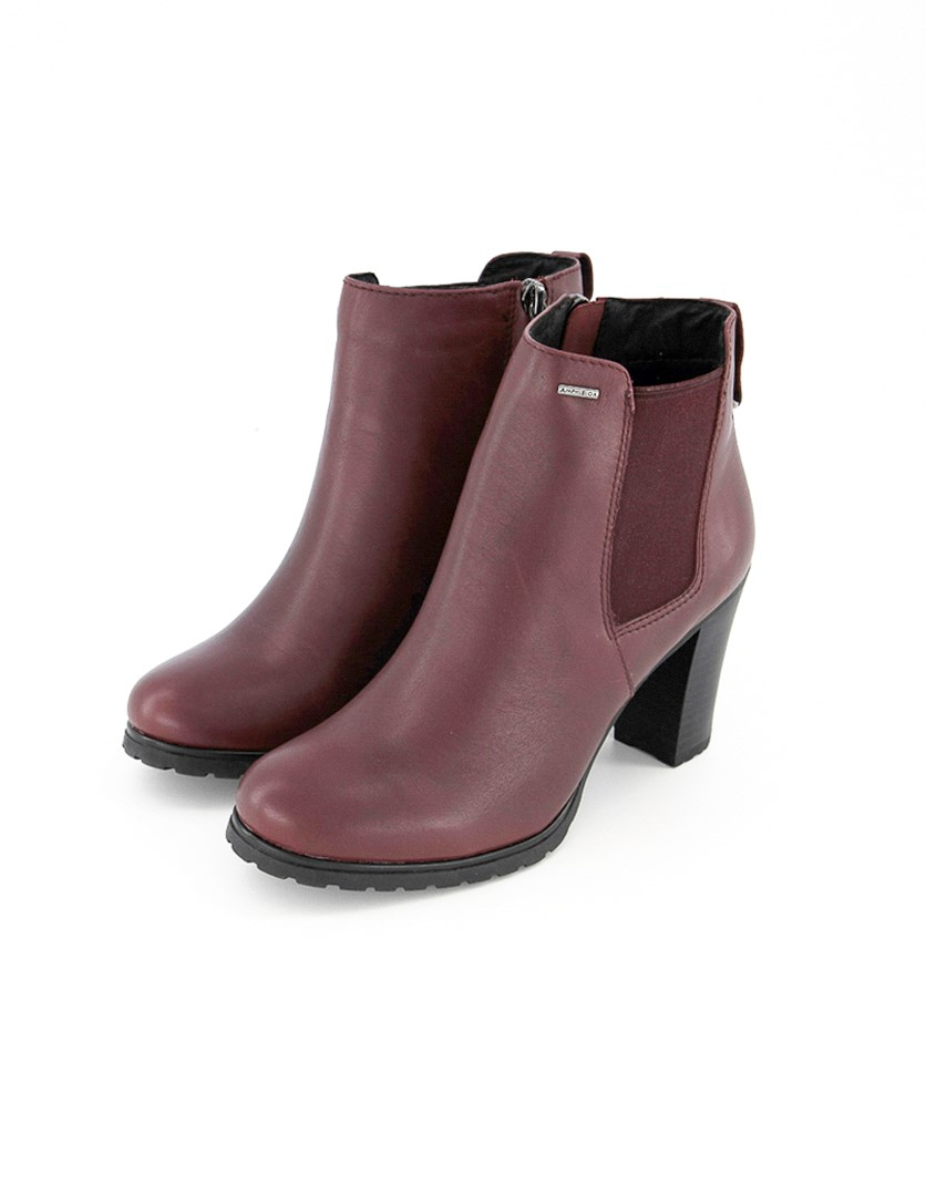 Women's D Trish ABX B Boots, Bordeaux