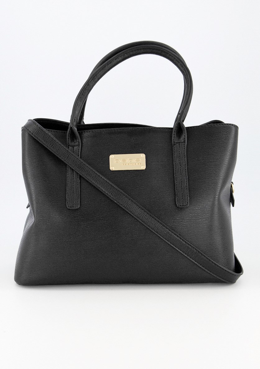 Women's Aubrey Satchel Bag, Black