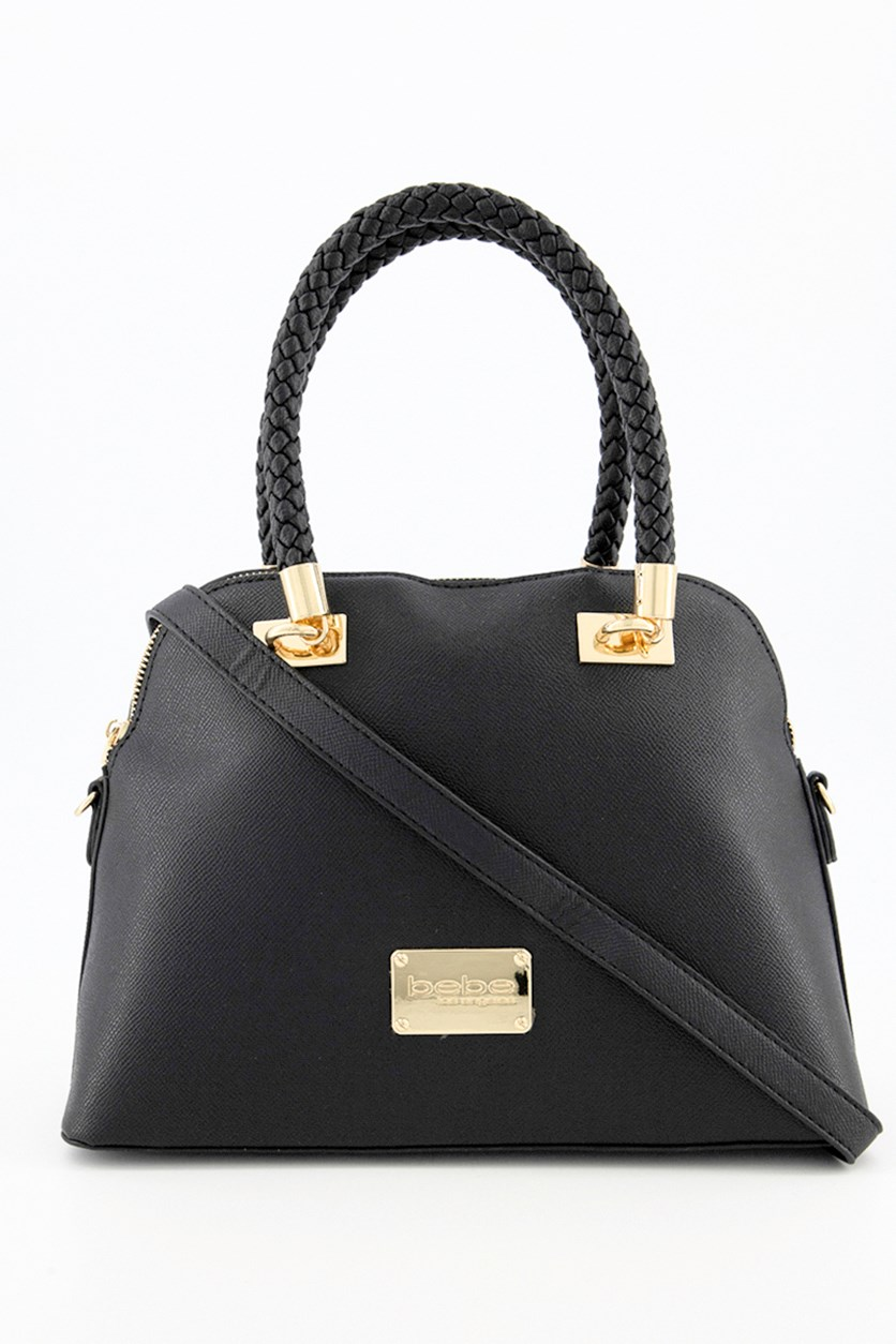 Women's Bella Dome Satchel, Black
