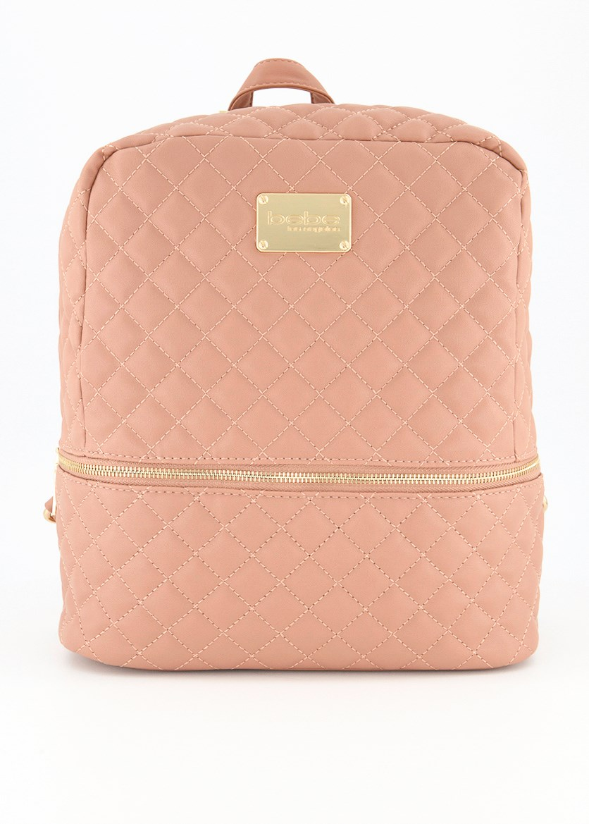 Women's Danielle Backpack, Dark Blush