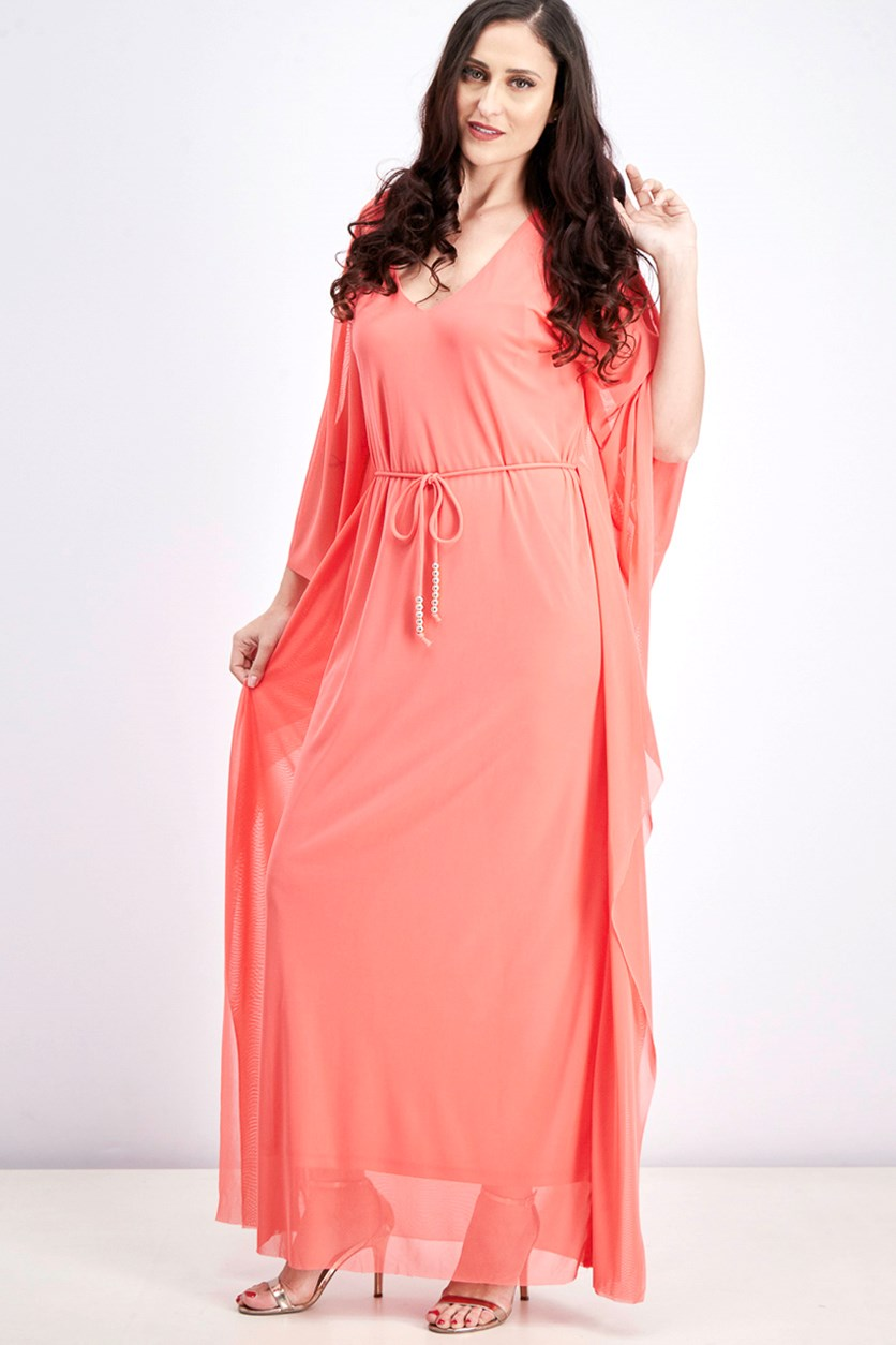Women's Maci Dress, Rosa Pink