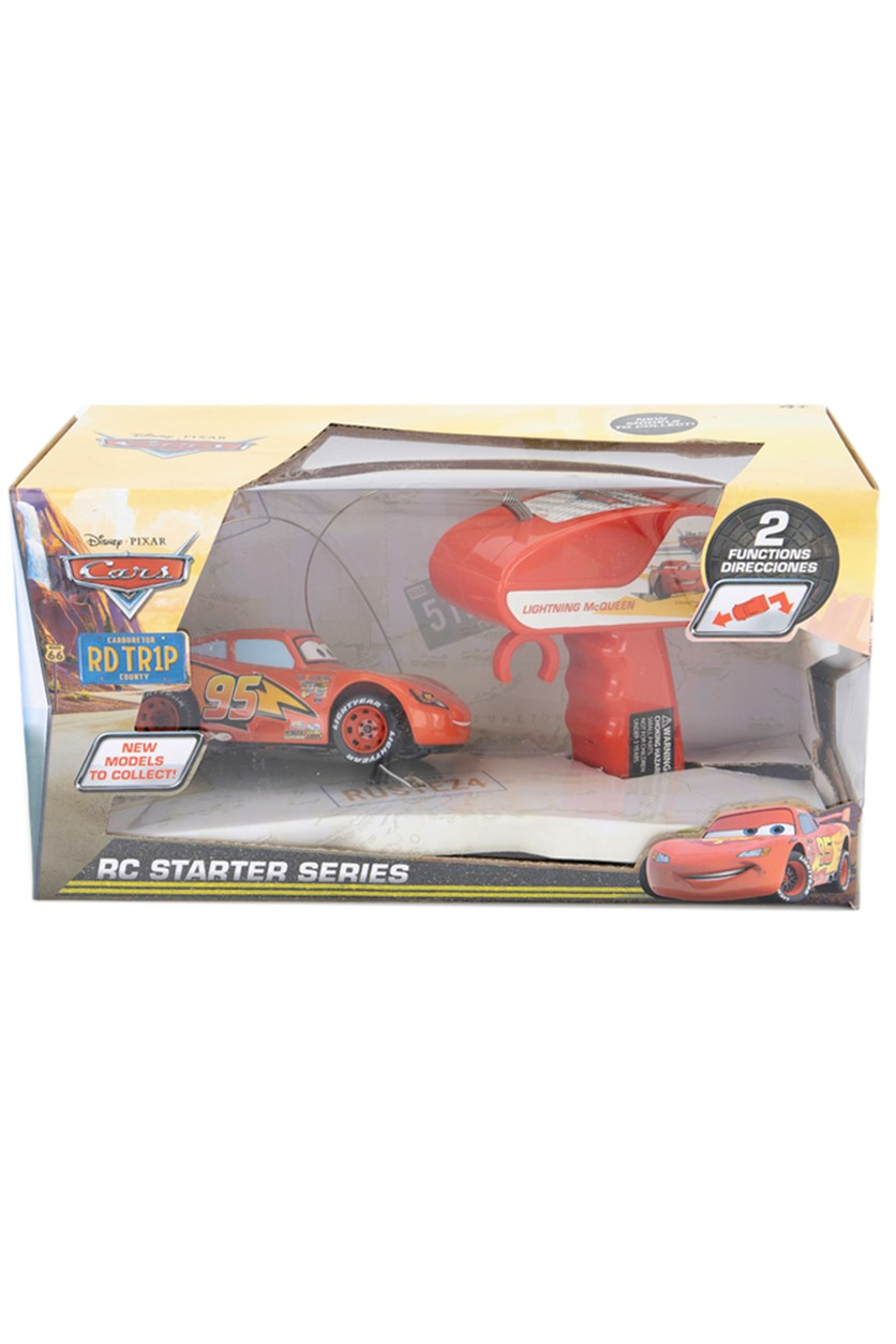 Rc Starter Series Remote Control Car, Red