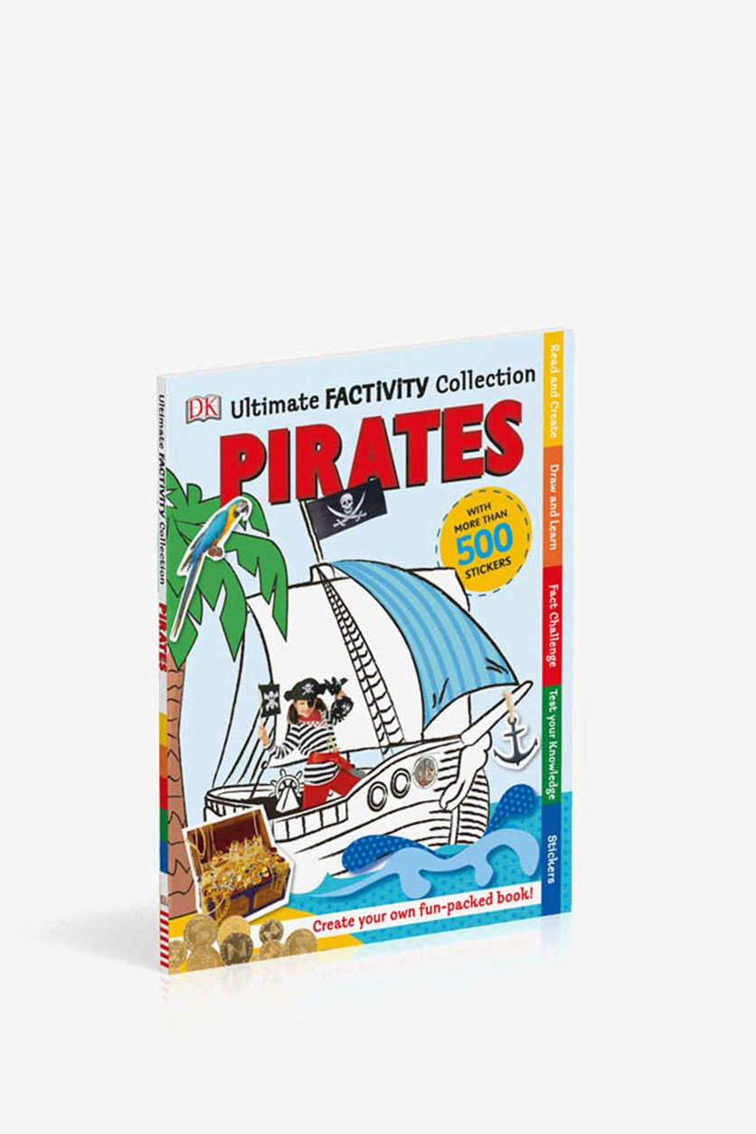 Pirates Ultimate Factivity Collection, White Combo