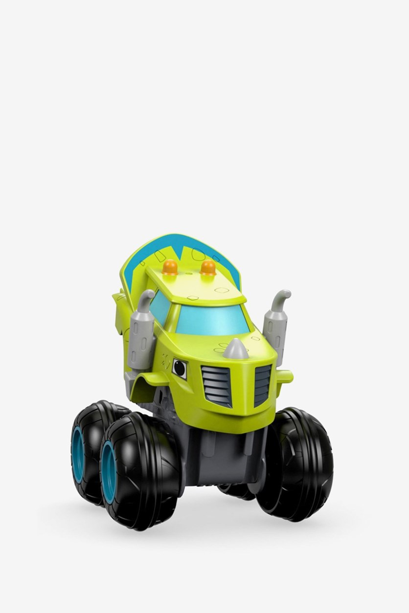 Blaze And The Monster Machine Basic Vehicles Fdh28, Lime