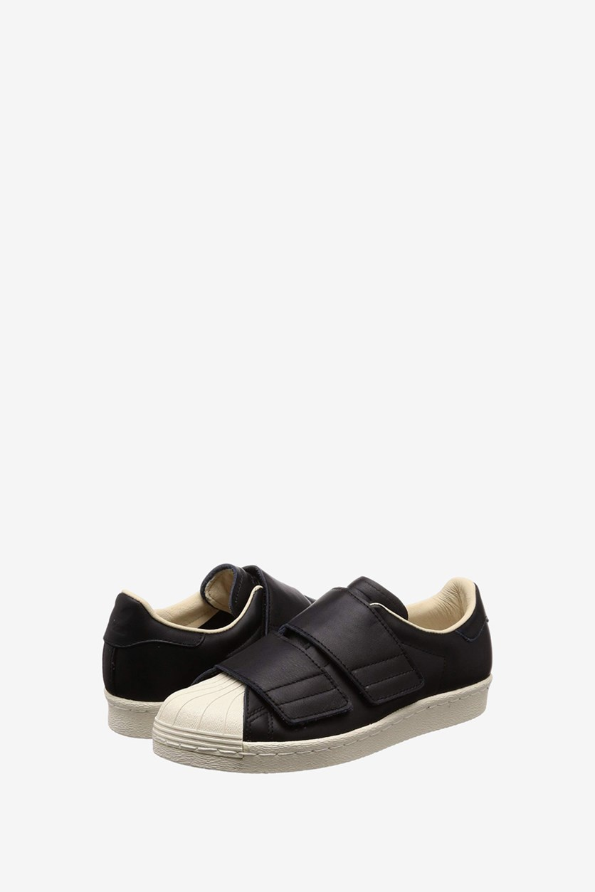 Women's Originals Superstar 80's Shoes, Black/Beige