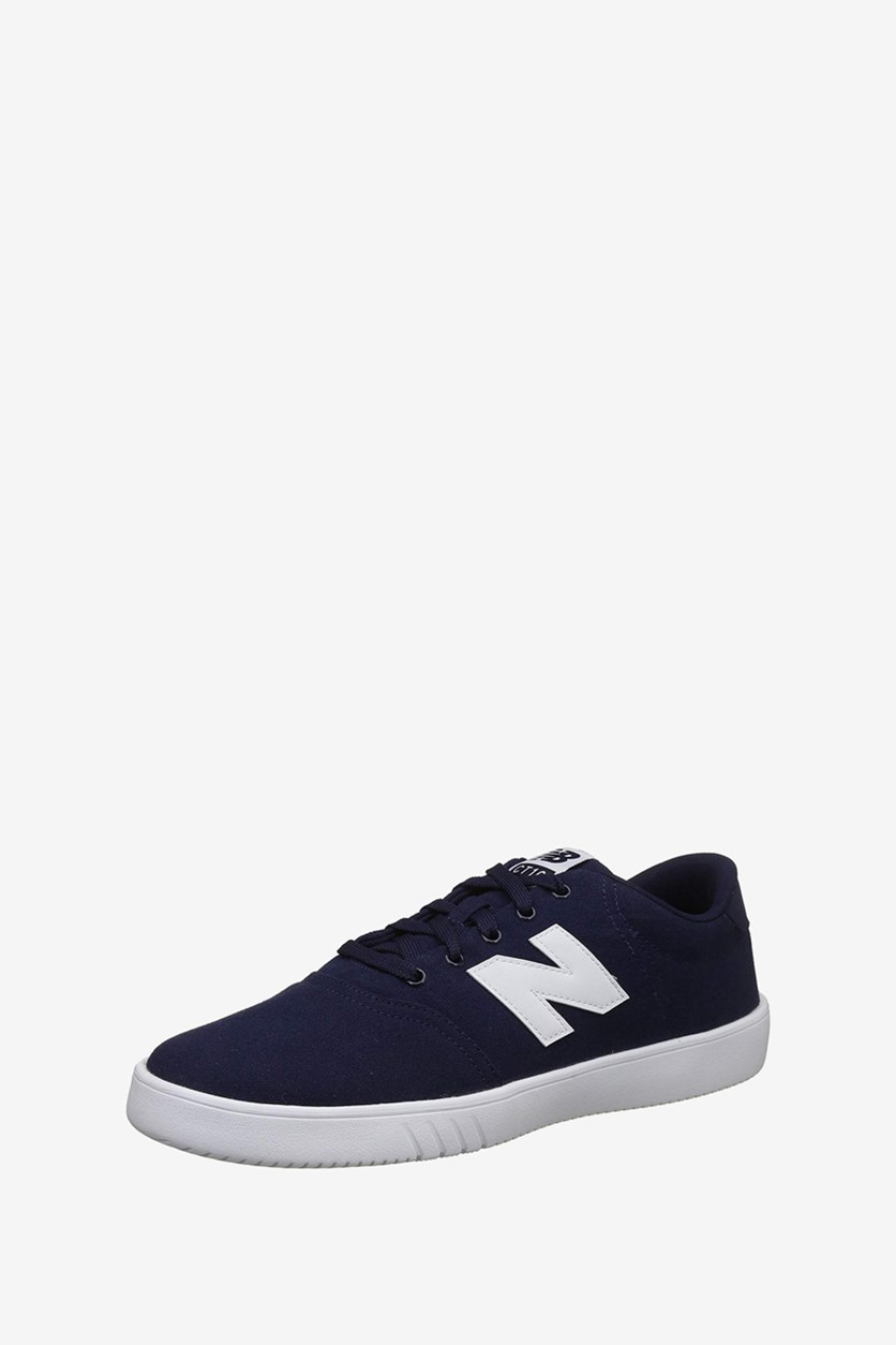 Men's Lace Up Sneakers, Navy