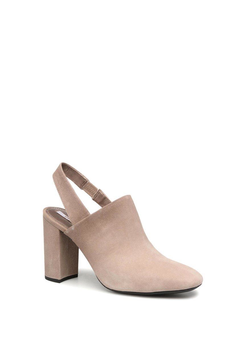 Women's D New Symphony Pumps, Cream/Grey