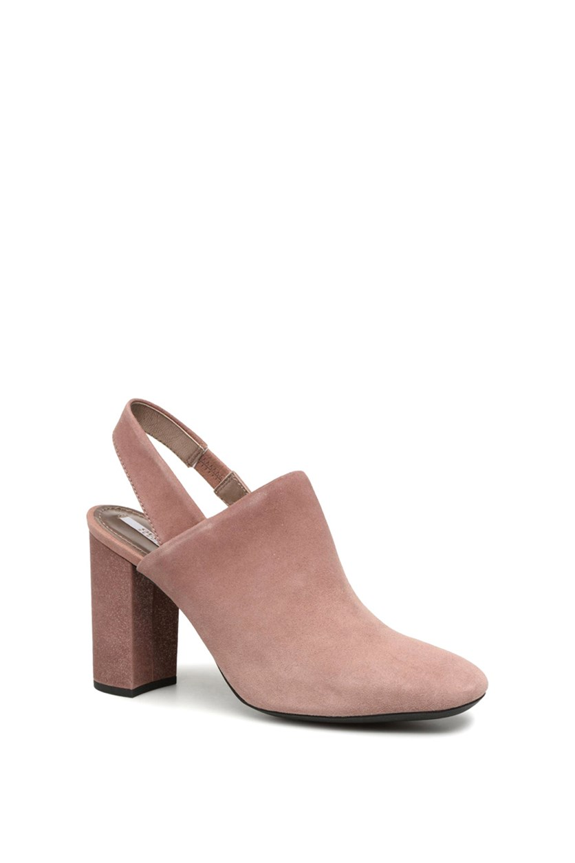 Women's D New Symphony Pumps, Old Rose
