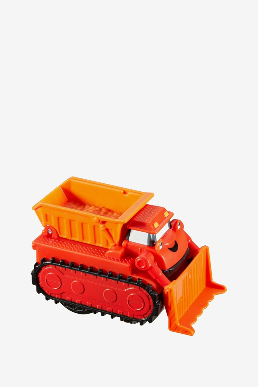 Bob the Builder Pullback Muck, Red/Orange