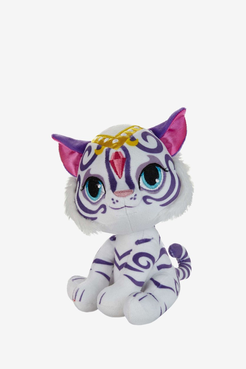 Shimmer And Shine Nahal Soft Plush, White/Purple