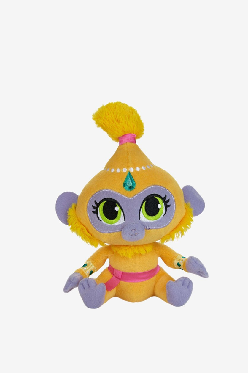 Shimmer And Shine Tala Soft Plush, Yellow
