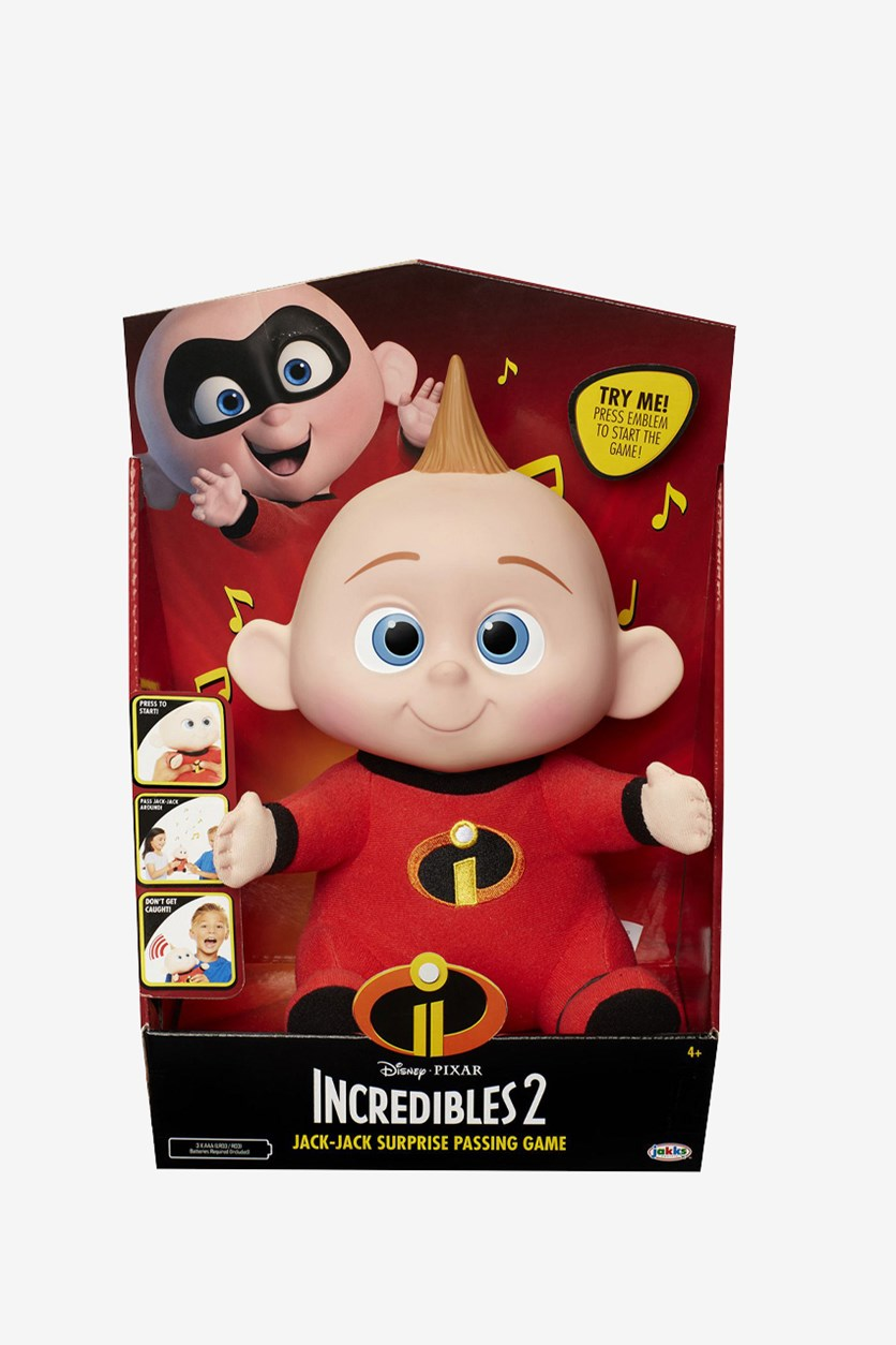 Incredibles 2 Jack-Jack Surpise Passing Game, Red