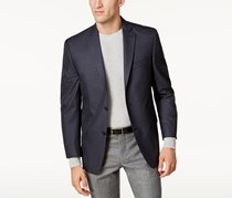Men's Big & Tall Classic-Fit  Coat, Navy