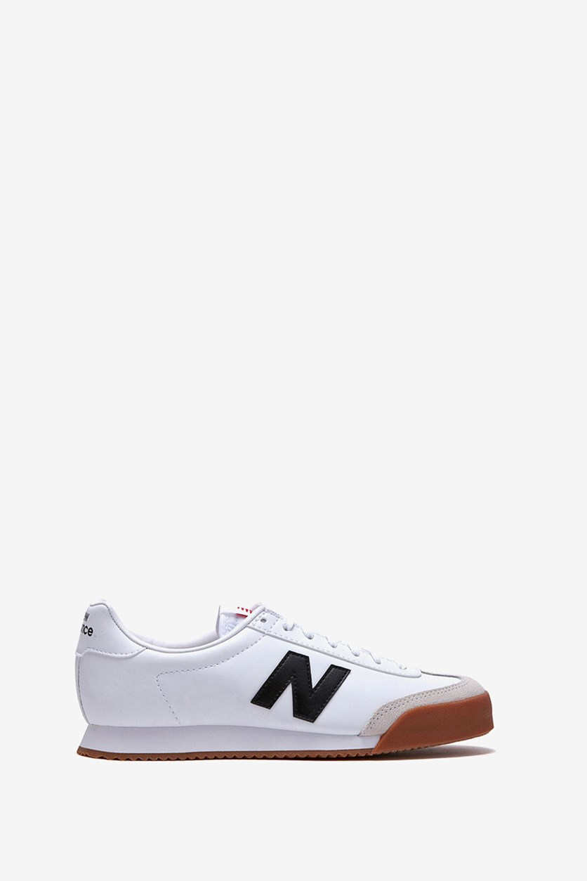 Men's Lace Up Sneakers, White
