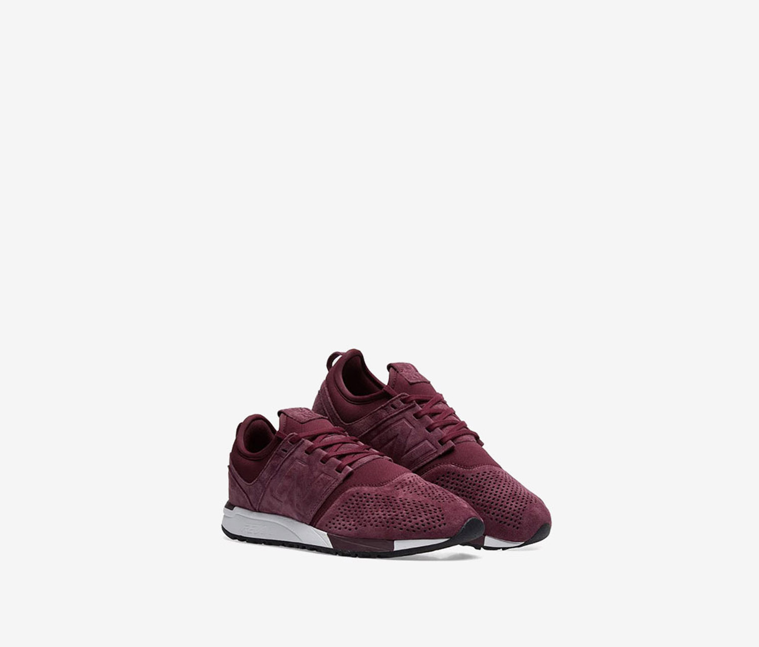 Men's Sport's Shoes, Maroon