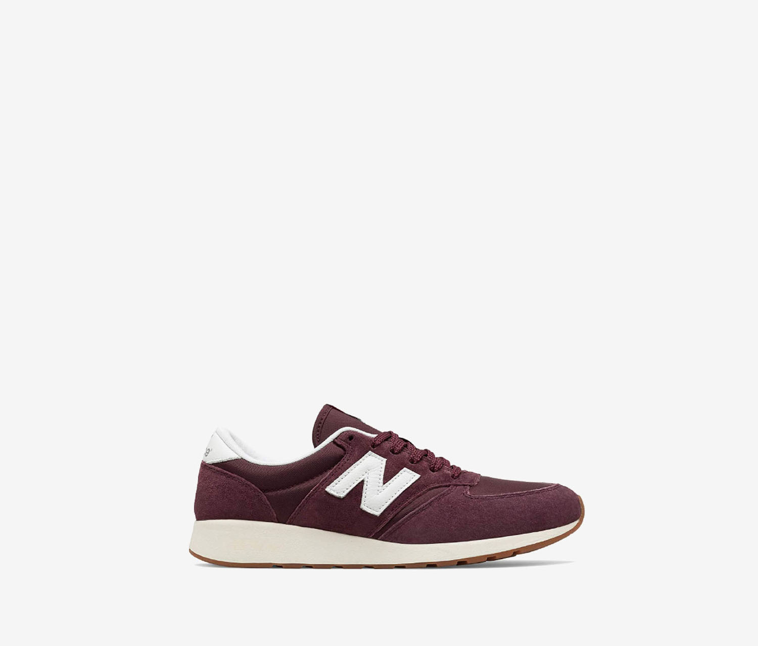 New Balance Men's Casual Shoes, Burgundy