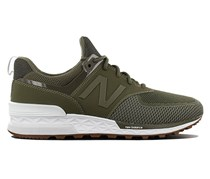 New Balance Men's Sports Shoes, Olive