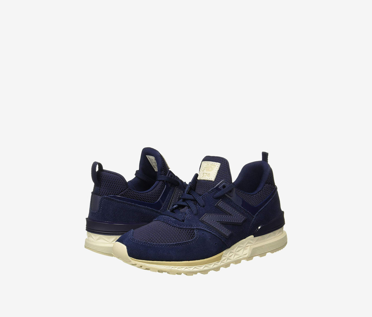 New Balance Men's Casual Shoes, Navy