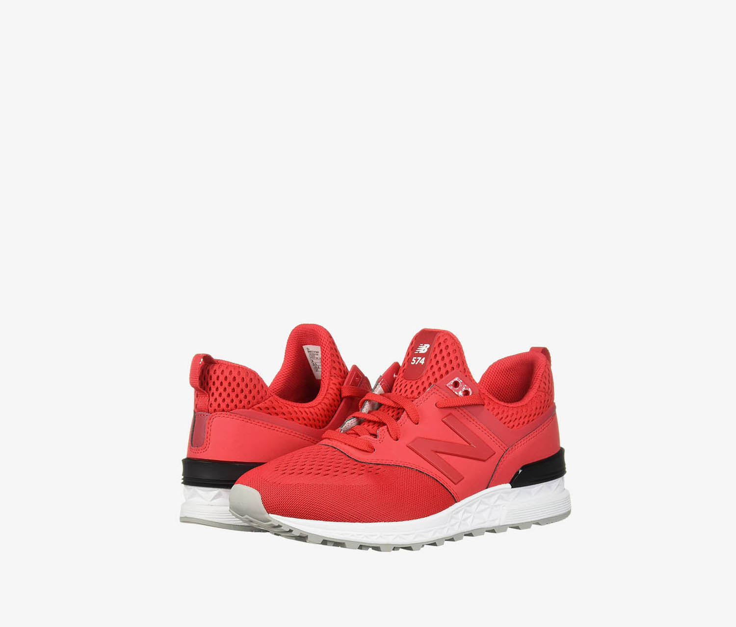 New Balance Men's Sports Shoes, Red
