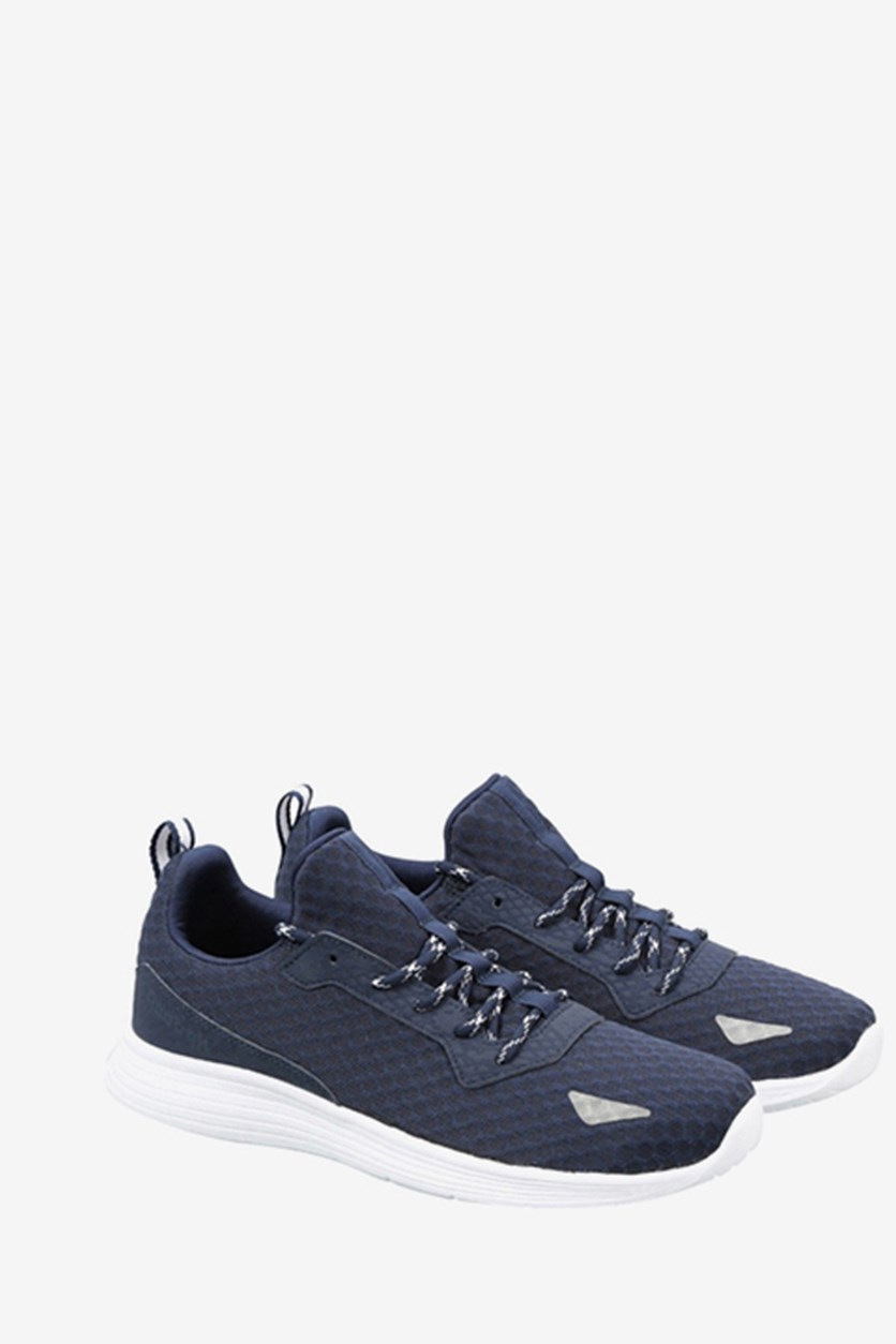Men's Royal Shadow Shoes, Navy/White