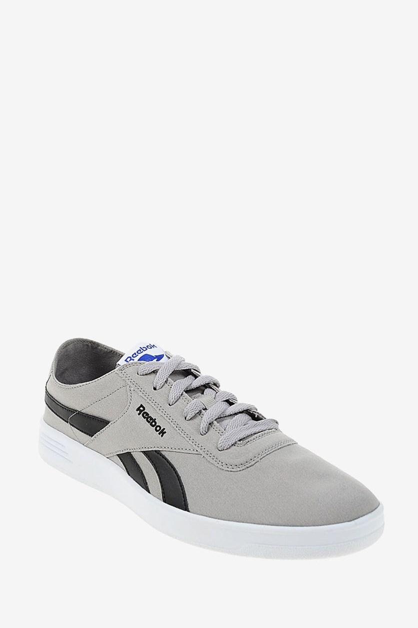 Men's Royal Global Slam Shoes, Tin Grey/Black