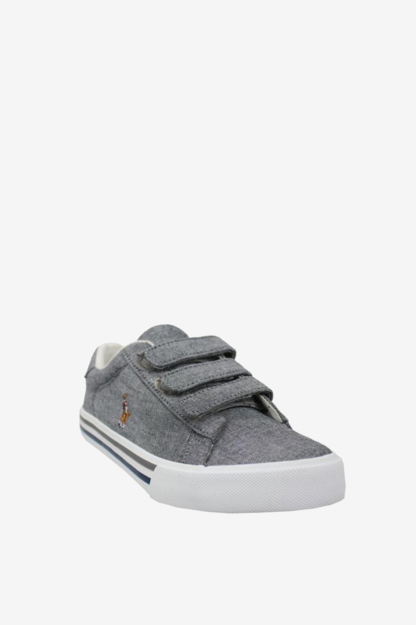 Boy's Easten Ez Sneakers, Grey