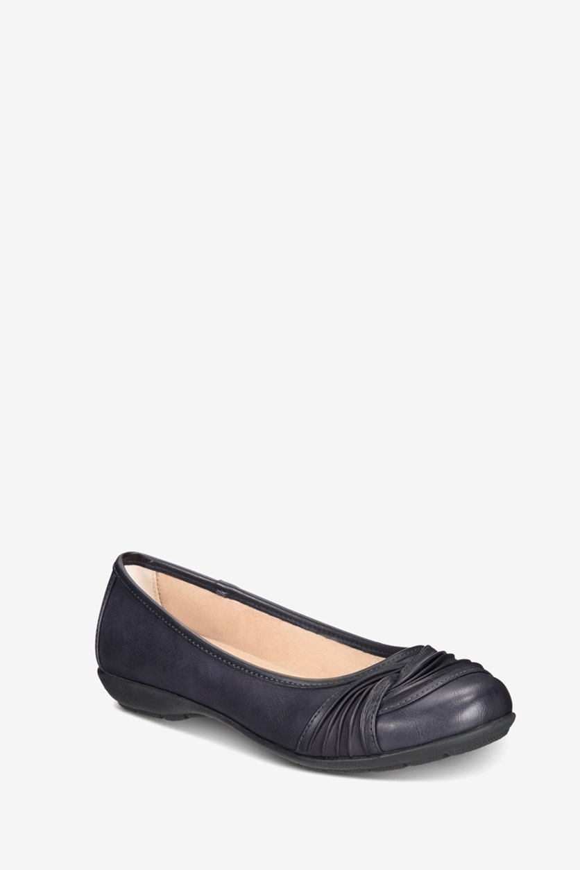 Women's Sable Flats, Black