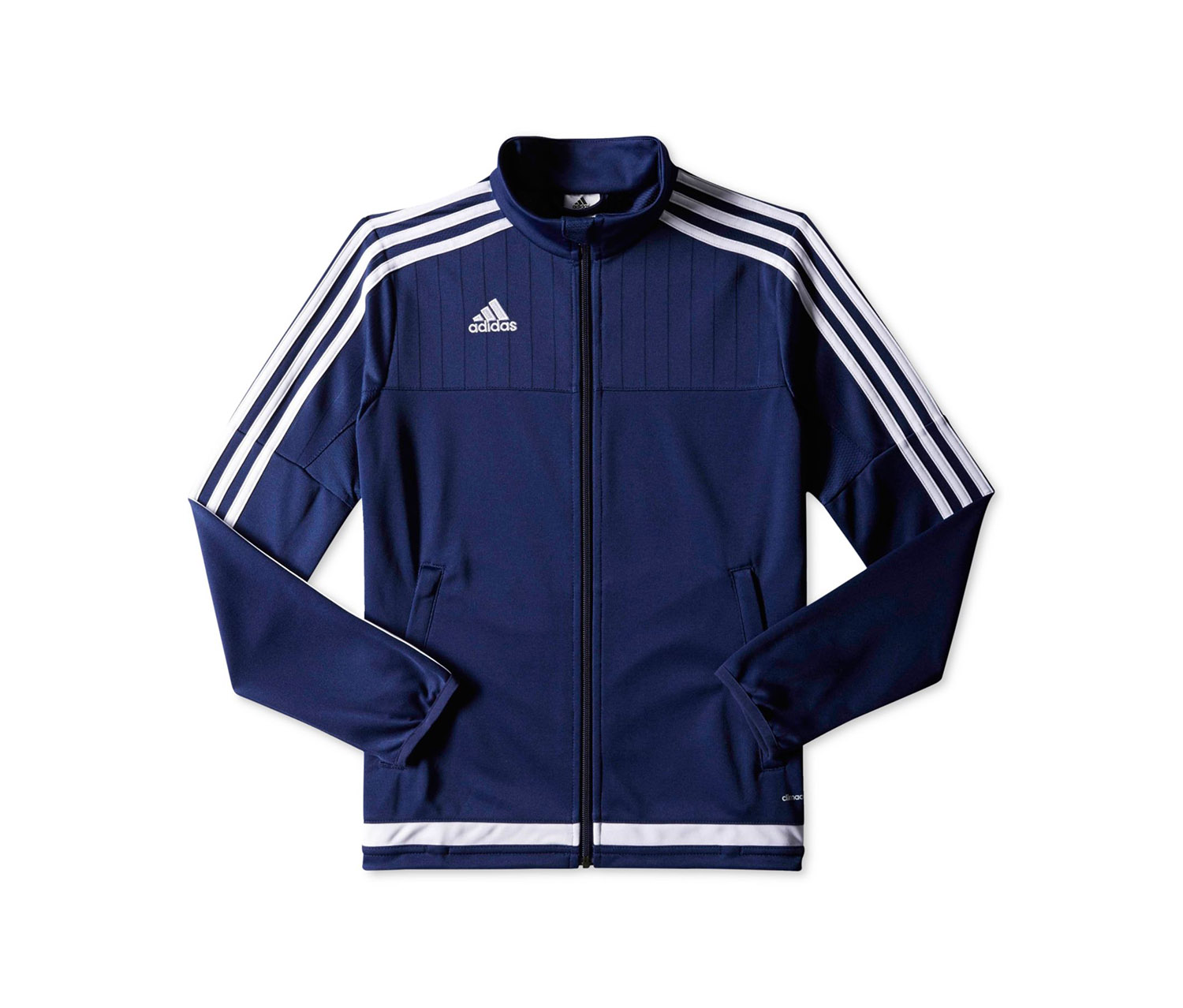 Boy's Warm-Up  Sports Jacket, Navy