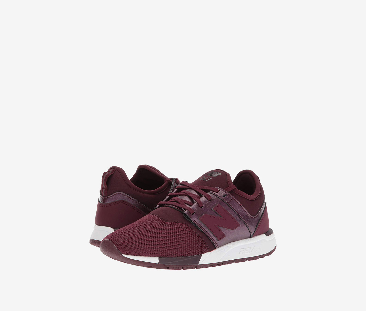 Women's Sports Shoes, Maroon