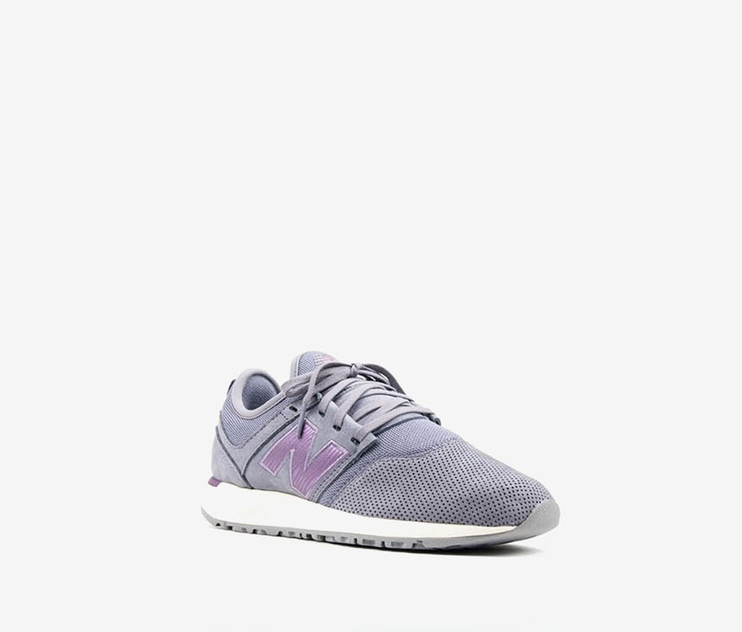 New Balance Women's Running Shoes, Light Purple